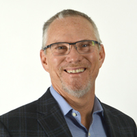 Tim Hilde, Vice President of Sales and Marketing
